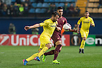 Villarreal CF vs AS Roma, part of the UEFA Europa League 2016-17 Round of 32 at the Estadio de la Cerámica on 16 February 2017 in Villarreal, Spain. Photo by Maria Jose Segovia Carmona / Power Sport Images