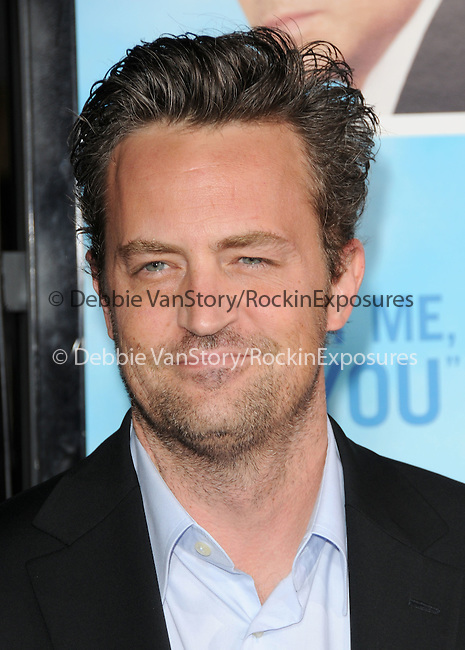 Matthew Perry at The Warner Brothers U.S. Premiere of The Invention of Lying held at The Grauman's Chinese Theatre in Hollywood, California on September 21,2009                                                                   Copyright 2009 DVS / RockinExposures
