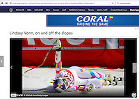 image uses by ESPA, European Sports Photo Agency, football, soccer, golf, rugby, alpine, skiing, winter sports, canoe, slalom downhill, Mitch, Mitchell, Gunn, Karen, sports, sporting, sport, sportsphotographer, photography, sporty, pictures, images, snaps,