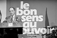 14 Feb 1980, Canada --- Canadian Prime Minister Pierre Trudeau campaigns ahead of the legislative elctions on May 22. He was the fifteenth Prime Minister of Canada from April 20,1968 to June 4, 1979, and March 3, 1980 to June 30, 1984. --- Image by © JP Laffont