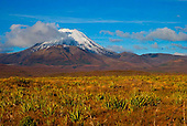Mount Ngauruhoe, Tongariro National Park, Central North Island, New Zealand