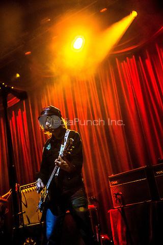 LAS VEGAS, NV - November 6, 2015: ***HOUSE COVERAGE*** The Dandy Warhols at Brooklyn Bowl Las Vegas at The Linq in Las vegas, NV on November 6, 2015. Credit: Erik Kabik Photography/ MediaPunch