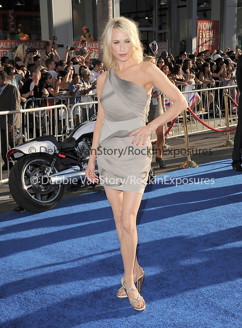 "Josie Bissett at The Marvel Studios Premiere of "" Captain America : The First Avenger ""  held at The El Capitan Theatre in Hollywood, California on July 19,2011                                                                               © 2011 DVS/Hollywood Press Agency"