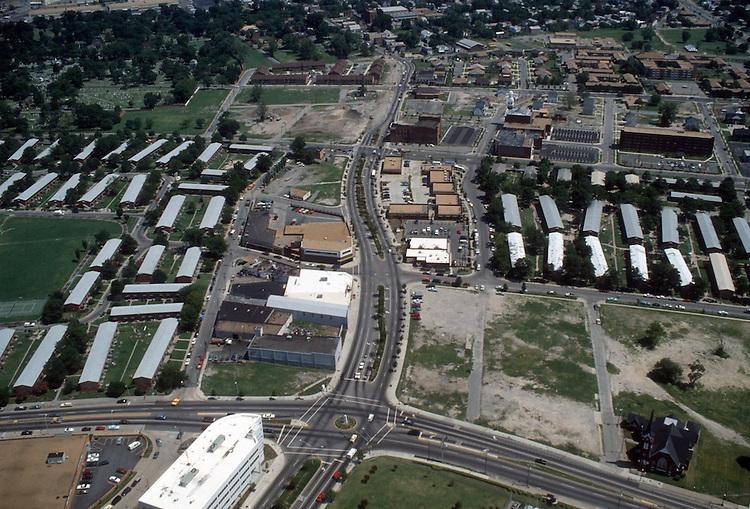 1990 July ..Redevelopment.Church Street..CHURCH STREET CORRIDOR.LOOKING NORTH...NEG#.NRHA#..