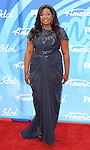 May 16, 2013 Los Angeles, Ca..Candice Glover.American Idol Grand Finale 2013 held at the Nokia Theatre at LA. LIVE..© Fitzroy Barrett / AFF-USA.COM
