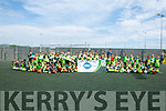 Over a hundred kids enjoyed the FAI Summer camp at Mounthawk Park over the Week