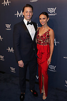 NEW YORK, NY - NOVEMBER 10: Carlos Arruza Jr. and Georgina Bloomberg at the Humane Society's 'o The Rescue Gala at Cipriani 42nd Street on November 10, 2017 in New York City. Credit: Diego Corredor/MediaPunch<br /> CAP/MPI99<br /> &copy;MPI99/Capital Pictures