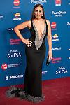 Monica Naranjo attends to the photocall of the Gala Sida at Palacio de Cibeles in Madrid. November 21, 2016. (ALTERPHOTOS/Borja B.Hojas)
