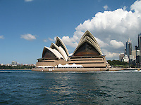 Sydney Opera House & Harbour