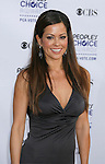 LOS ANGELES, CA. - January 07: TV Personality Brooke Burke arrives at the 35th Annual People's Choice Awards held at the Shrine Auditorium on January 7, 2009 in Los Angeles, California.