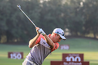 Steven Tiley (ENG) during round 2, Ras Al Khaimah Challenge Tour Grand Final played at Al Hamra Golf Club, Ras Al Khaimah, UAE. 01/11/2018<br /> Picture: Golffile | Phil Inglis<br /> <br /> All photo usage must carry mandatory copyright credit (&copy; Golffile | Phil Inglis)