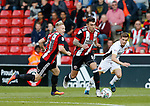 Nathan Thomas of Sheffield Utd  during the Carabao Cup First Round match at Bramall Lane Stadium, Sheffield. Picture date: August 9th 2017. Pic credit should read: Simon Bellis/Sportimage