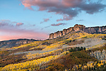 Uncompahgre National Forest, Colorado:<br />