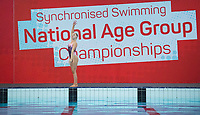 Picture by Allan McKenzie/SWpix.com - 26/11/2017 - Swimming - Swim England Synchronised Swimming National Age Group Championships 2017 - GL1 Leisure Centre, Gloucester, England -