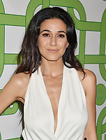 BEVERLY HILLS, CA - JANUARY 06: Emmanuelle Chriqui attends HBO's Official Golden Globe Awards After Party at Circa 55 Restaurant at the Beverly Hilton Hotel on January 6, 2019 in Beverly Hills, California.<br /> CAP/ROT/TM<br /> &copy;TM/ROT/Capital Pictures