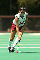 STANFORD, CA - AUGUST 14:  Stephanie Byrne of the Stanford Cardinal during picture day on August 14, 2008 at the Varsity Turf Field in Stanford, California.