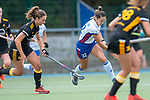 Mannheim, Germany, September 07: During the field hockey Bundesliga match between Mannheimer HC and Harvestehuder THC on September 7, 2019 at Am Neckarkanal in Mannheim, Germany. Final score 2-0. (Photo by Dirk Markgraf / www.265-images.com) *** Martina Cavallero #32 of Mannheimer HC