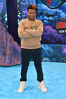 "LOS ANGELES, CA. February 09, 2019: Mekai Curtis at the premiere of ""How To Train Your Dragon: The Hidden World"" at the Regency Village Theatre.<br /> Picture: Paul Smith/Featureflash"