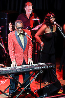 Ray Charles Tribute at Voodoo Lounge of Harrah's Casino in Maryland Heights, MO on July 29, 2010.