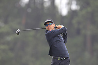 Raffa Cabrera Bello (ESP) on the 14th tee during Round 1 of the UBS Hong Kong Open, at Hong Kong golf club, Fanling, Hong Kong. 23/11/2017<br /> Picture: Golffile | Thos Caffrey<br /> <br /> <br /> All photo usage must carry mandatory copyright credit     (&copy; Golffile | Thos Caffrey)