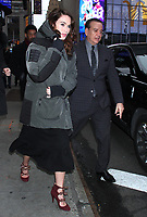 FEB 11 Lena Headey seen in New York City