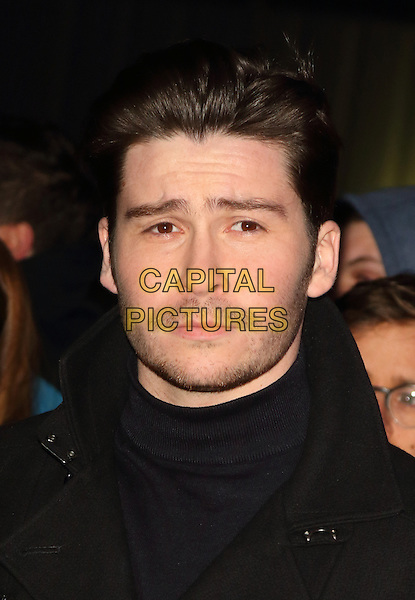 LONDON, ENGLAND - Daniel Portman at the Game of Thrones: Hardhome - special screening - at Empire, Leicester Square, London on March 14th 2016<br /> CAP/ROS<br /> &copy;Steve Ross/Capital Pictures