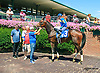 Squared Away winning at Delaware Park on 8/22/15