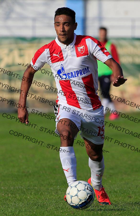 Fudbal Kup Srbije season 2015-2016<br /> Backa v Crvena Zvezda<br /> Bruno Oliveira de Matos<br /> Backa Palanka, 28.10.2015.<br /> foto: Srdjan Stevanovic/Starsportphoto&copy;