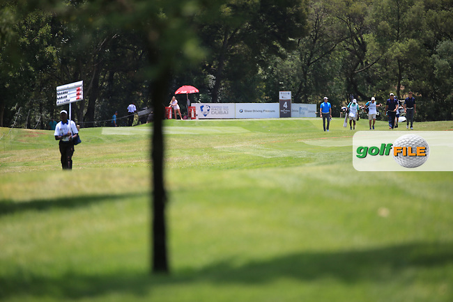 View down the 4th during Round Three of the 2016 BMW SA Open hosted by City of Ekurhuleni, played at the Glendower Golf Club, Gauteng, Johannesburg, South Africa.  09/01/2016. Picture: Golffile | David Lloyd<br /> <br /> All photos usage must carry mandatory copyright credit (&copy; Golffile | David Lloyd)