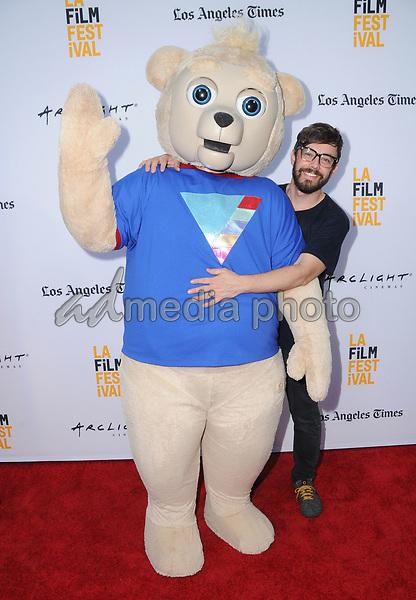 "16 June 2017 - Hollywood, California - Brigsby Bear, Jorma Taccone. LA Film Festival screening of ""Brigsby Bear"" held at ArcLight Hollywood in Hollywood. Photo Credit: Birdie Thompson/AdMedia"