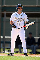 February 26, 2010:  First Baseman Drew Madia of the Purdue Boilermakers during the Big East/Big 10 Challenge at Raymond Naimoli Complex in St. Petersburg, FL.  Photo By Mike Janes/Four Seam Images
