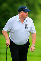 Raymond Brady (Ardee) during the final round of the All Ireland Four Ball Interclub Final, Roe Park resort, Limavady, Derry, Northern Ireland. 15/09/2019.<br /> Picture Fran Caffrey / Golffile.ie<br /> <br /> All photo usage must carry mandatory copyright credit (© Golffile | Fran Caffrey)
