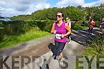 Trisha O'Driscoll who took part in the Killarney Women's Mini Marathon on Saturday last.