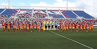USWNT vs. Russia, Saturday, February 8, 2014