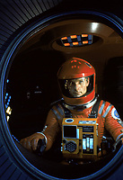 2001: A Space Odyssey (1968) <br /> Promo shot of Keir Dullea<br /> *Filmstill - Editorial Use Only*<br /> CAP/KFS<br /> Image supplied by Capital Pictures
