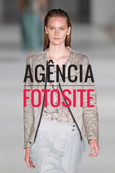 Miriam Ponsa<br /> Barcelona Fashion Week<br /> July 2013<br /> RTW Spring Summer 2014