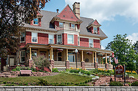 Bayfield includes a variety of histoical buildings, many of Bayfield's historical homes now operate as bed-and-breakfast or inns.