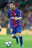 FC Barcelona's Leo Messi during Joan Gamper Trophy. August 7,2017. (ALTERPHOTOS/Acero) /NortePhoto.com