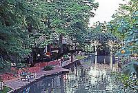 San Antonio--Paseo del Rio.  Photo '80.