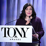 Charlotte St. Martin attend the 2018 Tony Awards Nominations Announcement at The New York Public Library for the Performing Arts on May 1, 2018 in New York City.