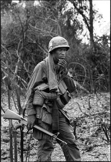 The Vietnam War, US Marine, South Vietnam, November 1967