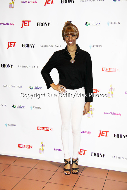 Vanessa - Color of Beauty Awards on February 4, 2014 at Holy Apostles, New York City, New York. (Photo by Sue Coflin/Max Photos)