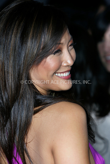 WWW.ACEPIXS.COM . . . . . ....February 24 2009, LA....TV Personality Carrie Ann Inaba at the World Premiere of Walt Disney Pictures' 'Jonas Brothers: The 3D Concert Experience' on February 24, 2009 at the El Capitan Theatre in Hollywood, California.....Please byline: JOE WEST - ACEPIXS.COM....Ace Pictures, Inc:  ..(212) 243-8787 or (646) 679 0430..e-mail: picturedesk@acepixs.com..web: http://www.acepixs.com