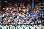 25.07.2019 Rangers v Progres Niederkorn: Rangers players in the stand