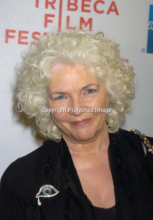 "Fionnula Flanagan ..at The North American Premiere of ""Transamerica"" ..at The Tribeca Film Festival on April 24, 2005 at ..Stuyvesant High School Auditorium. William H Macy produced the film and his wife Felicity Huffman is the star. ..Photo by Robin Platzer, Twin Images"