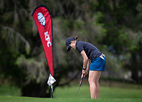 Players during the first round on Sunday at the NZPWG Women's Pro-Am in Memory of Anita Boon, played at the Remuera Golf Course. 13 October 2019