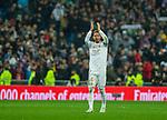 Real Madrid CF's Sergio Ramos celebs after La Liga match. Mar 01, 2020. (ALTERPHOTOS/Manu R.B.)