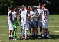 Rome, GA - Friday, June 21, 2019:  Ross Moffat, Para 7 USMNT during a Para 7 USMNT training session.