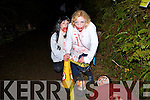 Pictured at the Halloween Festival in Knocknagoshel on Sunday night were Anne Keane and Susan Togwell, Knocknagoshel.