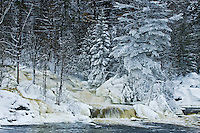 Wilson's Falls<br /> Bracebridge<br /> Ontario<br /> Canada